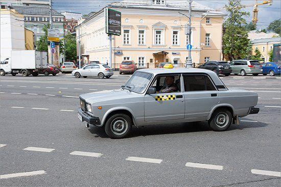 Такси в регионах