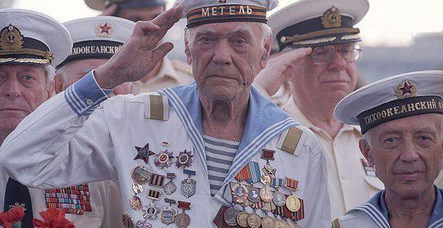 Моряки на пенсии
