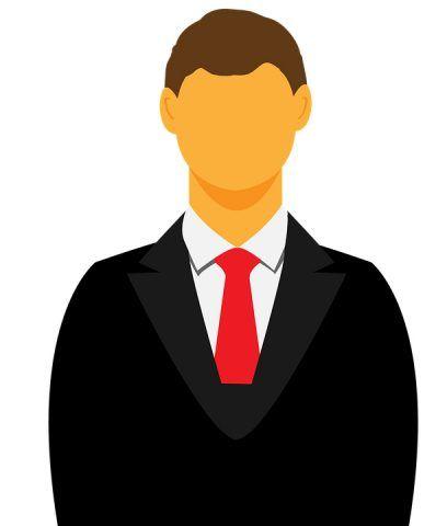 Мужчина-адвокат