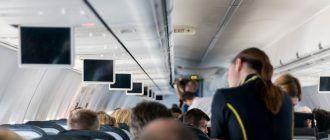Зарплата стюардессы
