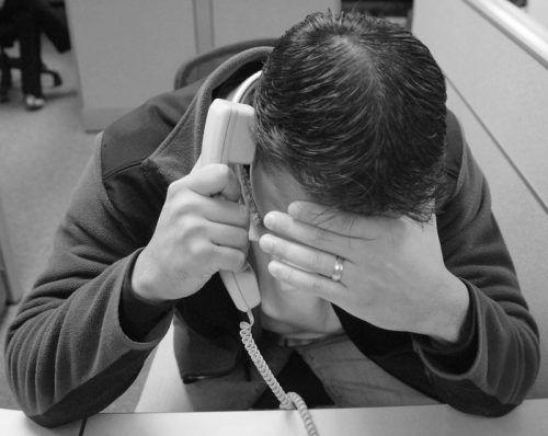 Коллекторы звонят по чужому долгу