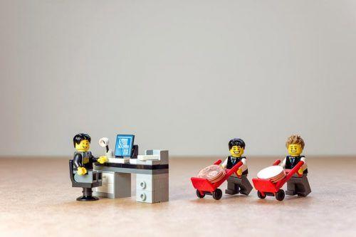 Лего-человечки