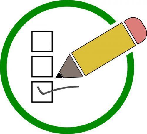 Отметка карандашом