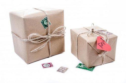 Упаковка с бантиком