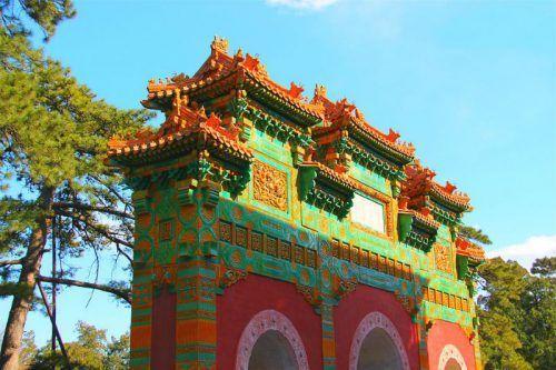 Китайское строение
