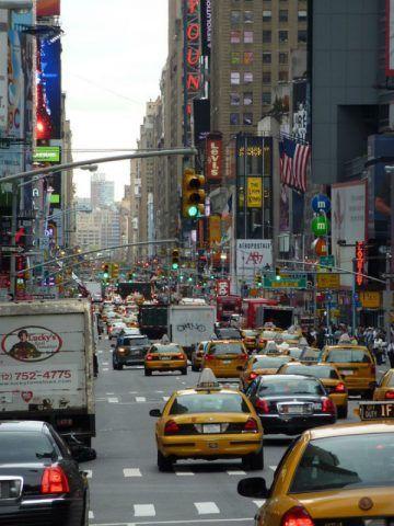 Улочки Нью-Йорка