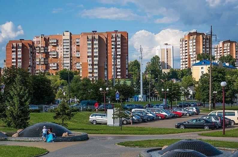 Улица в Минске