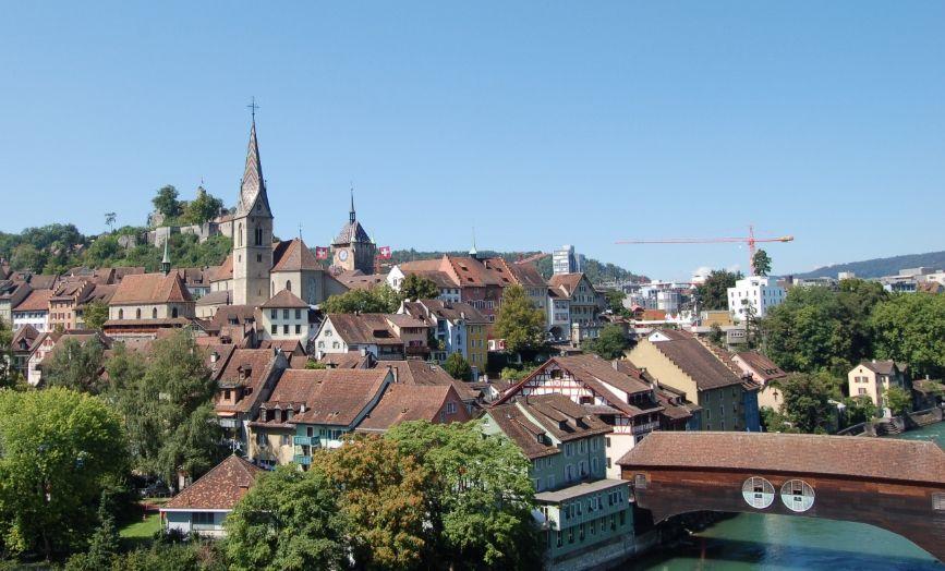 Город Баден