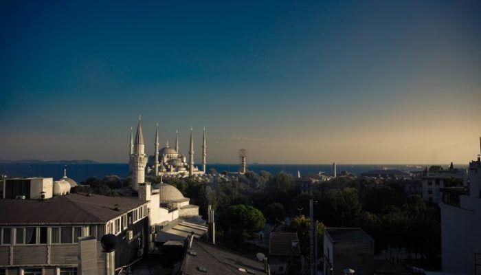 Нынешний Стамбул