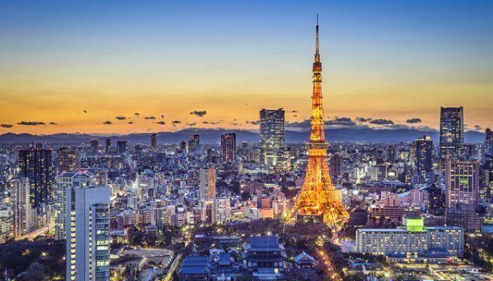 Город Токио